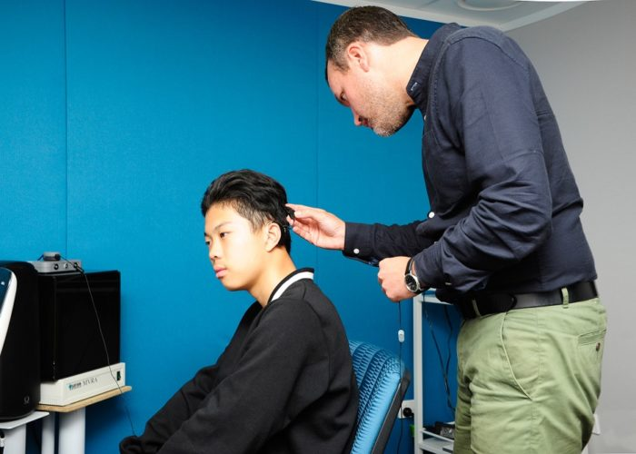 Southern Cochlear Implant Programme